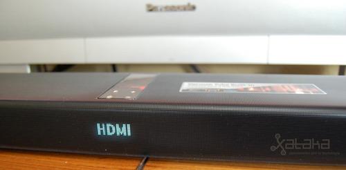 barra de sonido samsung hw f750 bluetooth hdmi usb