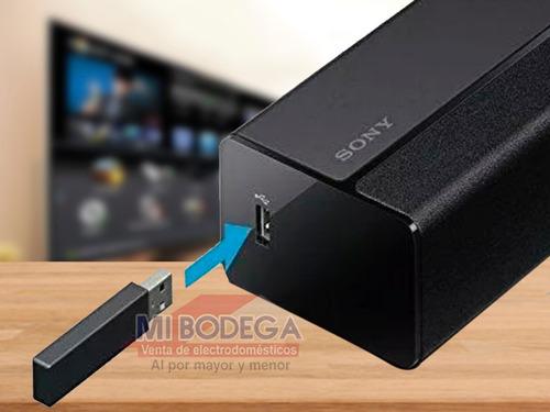barra de sonido sony, 300 watts htc-290