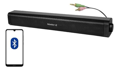 barra de sonido soundbar bluetooth sensewave master g