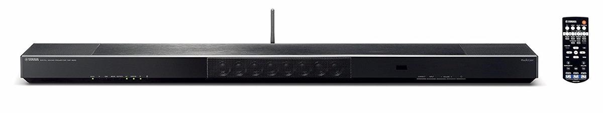 barra de sonido yamaha ysp 1600 musiccast sound bar. Black Bedroom Furniture Sets. Home Design Ideas