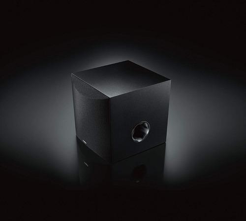 barra de sonido yamaha ysp1600 y subwoofer  nssw050bl