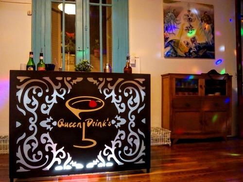 barra de tragos / barra libre / barra móvil / barman fiestas