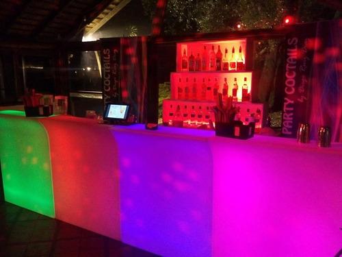 barra de tragos movil fiestas eventos  wathsapp 095086806