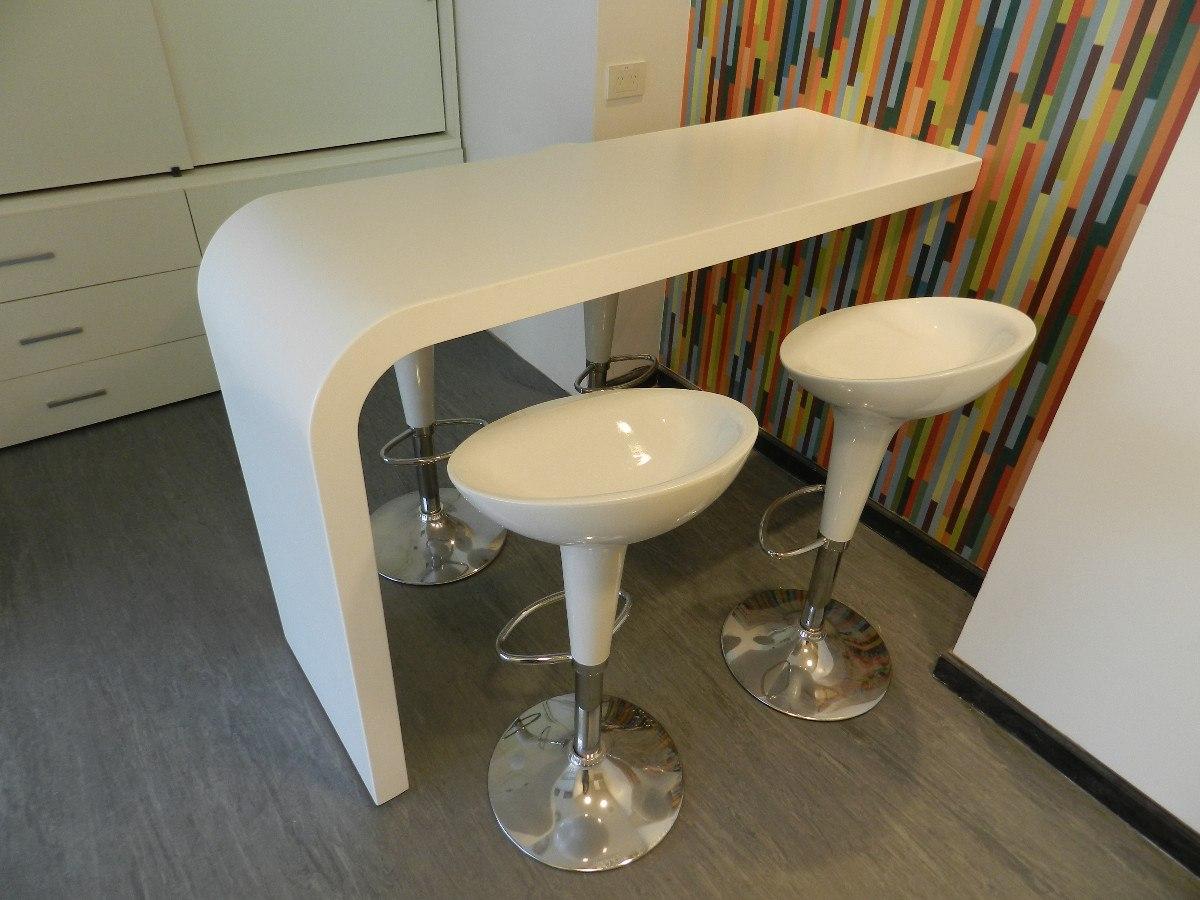Barra Desayunador Moderno Diseño En Muebles Dam Muebles 20746