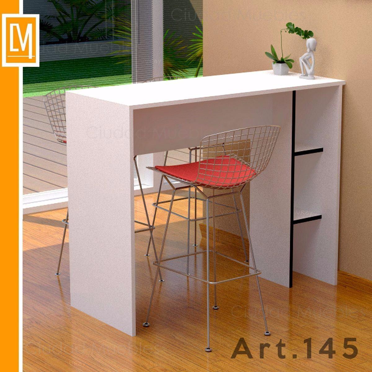Barra Desayunador - Mueble De Cocina 50cm De Ancho Oferta ...