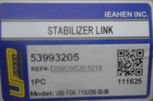barra dirección larga ford f150/350- bronco.ds-928/ds-1018