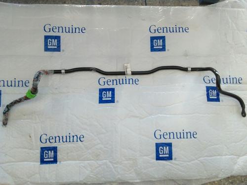 barra estabilizadora delantera aveo original gm (96535091)