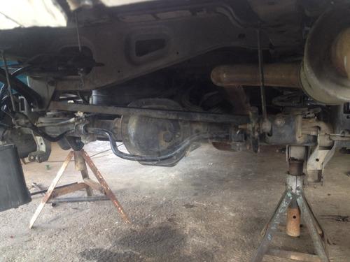 barra estabilizadora track bar jeep cherokee kk
