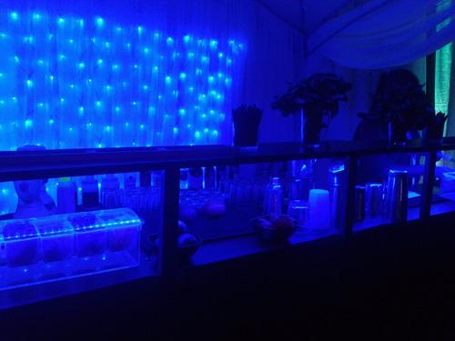 barra eventos servicio