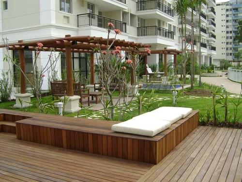 barra family - recreio - apartamento de 2 quartos