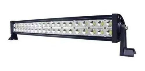 barra faro led recta 88cm amplio espectro 180w 12600lm