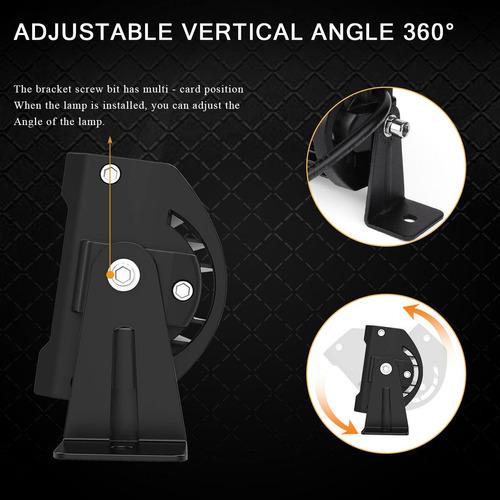 barra faros luces led 24 pulgadas alta potencia recto usa