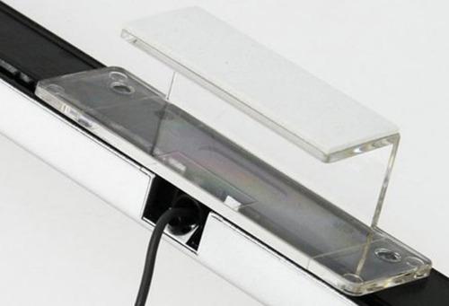 barra infraroja wii  sensor bar alambrica