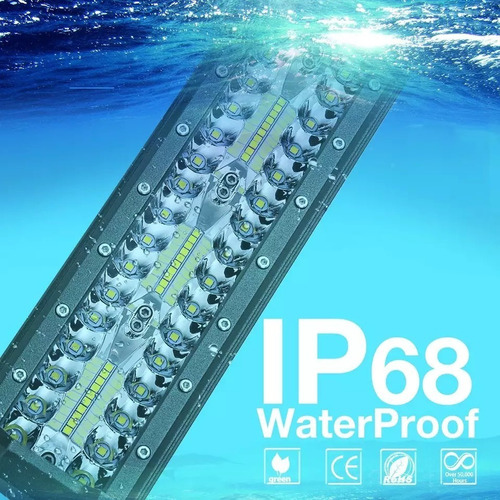 barra led 12  30.000 lm 6000 kelvin 74w