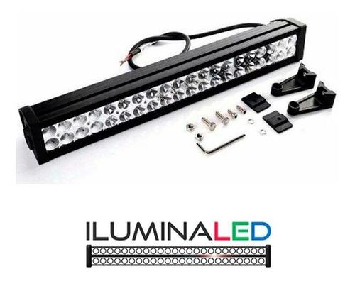 barra led 24 pulgadas 120w cree luces led 4x4