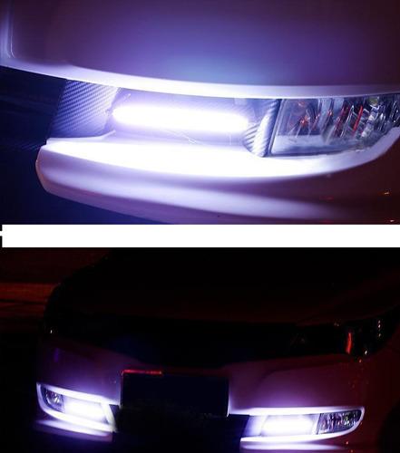 barra led 7w de 17cm blanco carro y moto luz bombillo faro