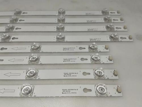 barra led barras