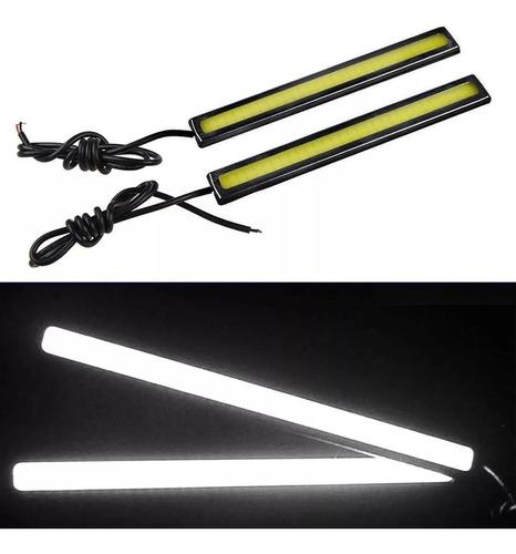barra led cob premium diurna (luz blanca) x par
