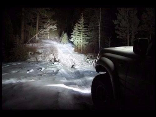 barra led curva 120w 21.5 pulgadas todo terrenos 4x4 jeep