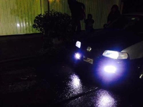 barra led doble z daytime running light  18w 600 lumens