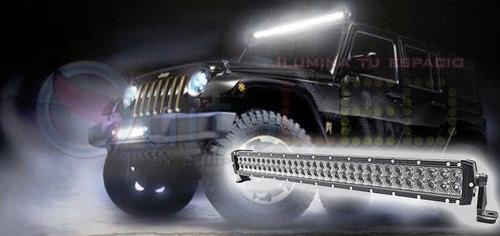 barra led faro 180w 82cm para jeep 4x4 - quitoled