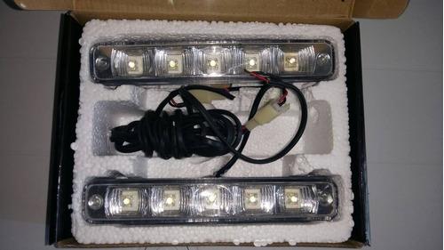 barra led faro luces de circulación diurna ( el par )