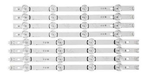 barra led lg 42lb6200 42lb6500 42lb5800 42lb5600 kit barras