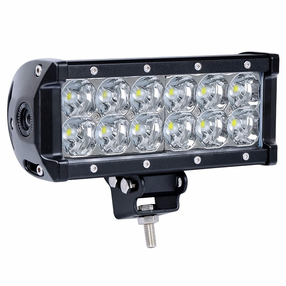 Barra led nilight 75 36w spot led light bar 12v led work 94900 light bar 12v led work cargando zoom aloadofball Choice Image