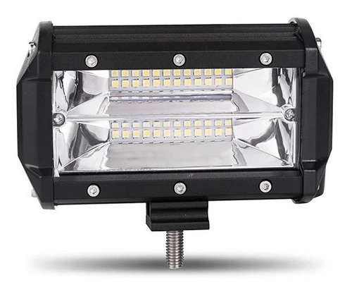 barra led off road 72w  blanco-ámbar original- elegant cars