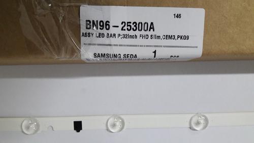 barra led samsung un32f5500ag un32f4300ag un32f5200ag nova