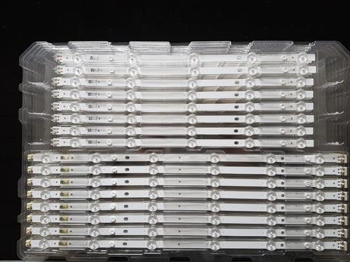 barra led samsung un46fh5303 un46fh5205 un46h6203 - par novo