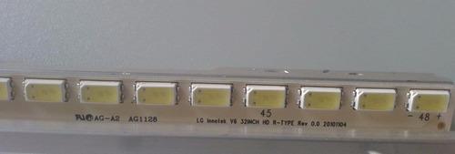 barra led tv lg 32lv2500