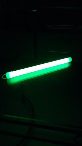 barra luz quimica de 35 cm rojo/verde/azul precio unitario