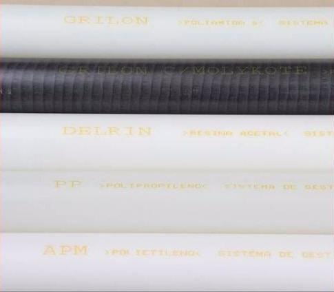 barra maciza polietileno apm ø 12 mm x 1000mm