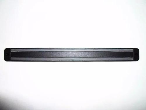 Barra magn tica 33 cm extra jumbo porta cuchillos metaltex - Barra magnetica cuchillos ...