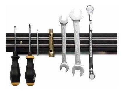barra magnética imã suporte porta ferramentas tesoura faca