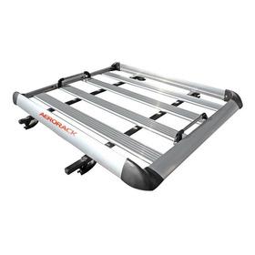 Barra Más Parrilla Aluminio Portaequipajes