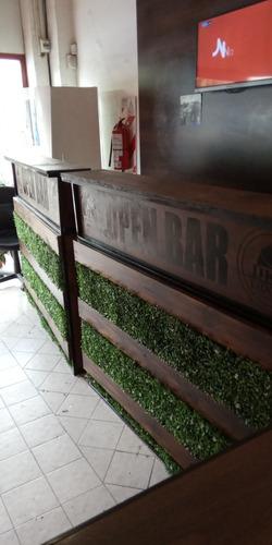 barra móvil barra tragos barman zona norte y caba