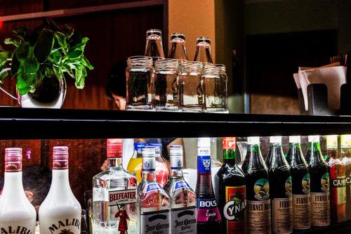 barra movil  / bartender / living / cafeteria