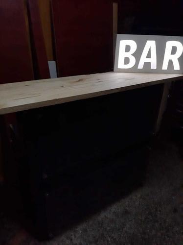 barra movil  desarmable