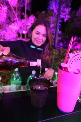barra movil led boda 15 años fiestas coctel tragos bartender