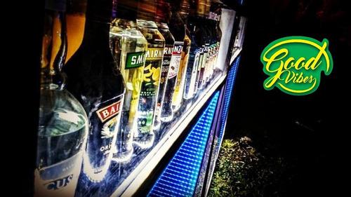 barra movil libre, barra libre, zona norte good vibes drinks