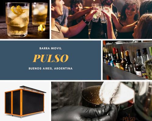 barra movil / pulso / bar movil & cocktails