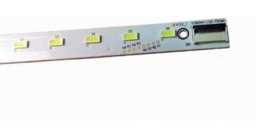 barra nova led ph39e53sg ph39e53 v390hk1-trem4 48 led philco