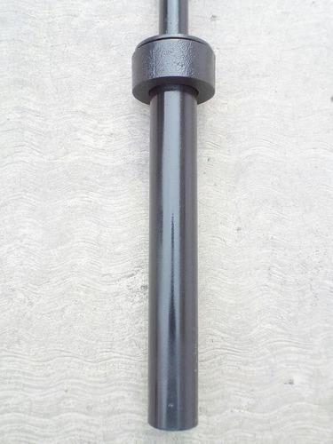 barra olímpica de 2.00 mts, peso: 18 kg