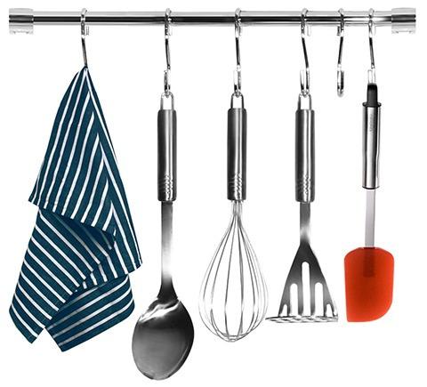 Barra para accesorios de cocina en mercado libre for Accesorios cocina