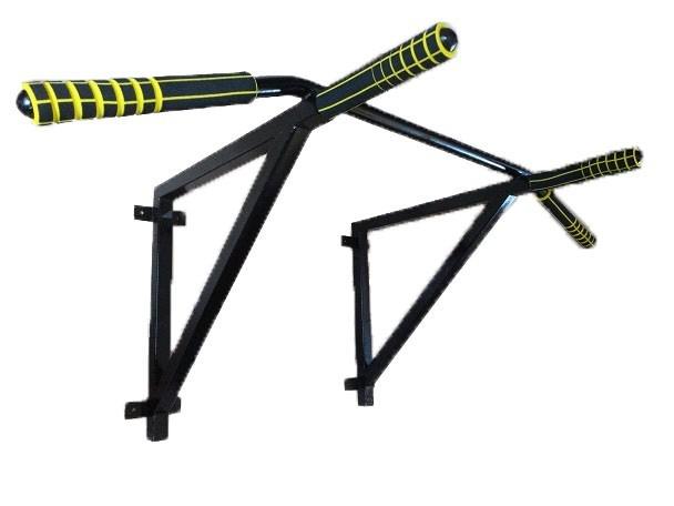 Barra para dominadas pull up cuerno reforzado crossfit - Barra dominadas pared ...