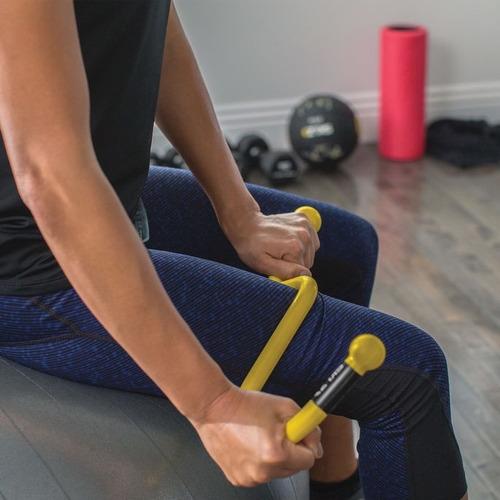 barra para masaje pre o post deportivo sklz accustick