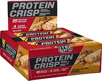 2693f96b5 Barra Proteica Bsn Protein Crisp Gluten Free -   2.449