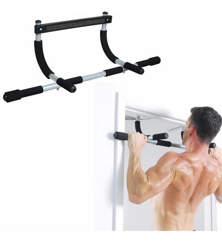 barra puerta ejercicio barra puerta iron gym barra de puerta